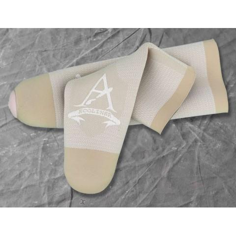 Κάλτσα Gel ALPS ECO χωρίς ραφές, με πύρο