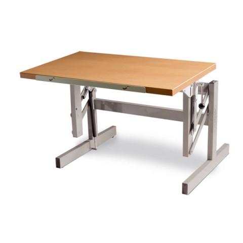Εργονομικά Τραπέζια Ergo S + F με δυνατότητα συνεχούς μεταβολής κλίσης και ύψους