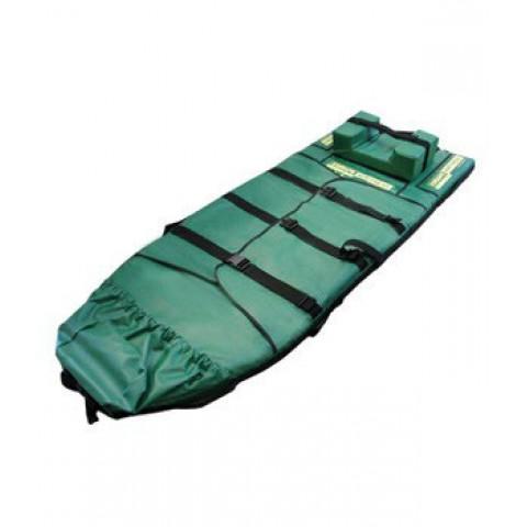 Στρώμα μεταφοράς ασθενών μαζί με τσάντα μεταφοράς