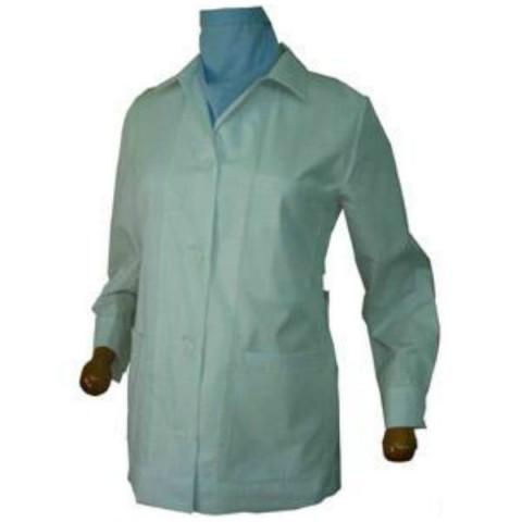 Μπλούζες λευκές κοντές -σύνθεση 60% βαμβάκι-40% πολυεστέρας γιακάς πουκάμισου γυναικείες