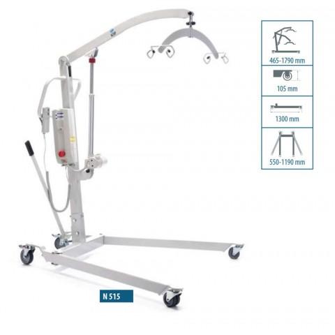 Ηλεκτρικός γερανός ανύψωσης ασθενών KSP 150Kg ή 170Kg