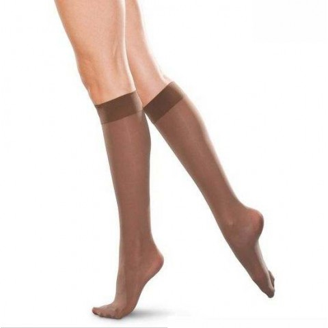 Golden Net Γυναικείες κάλτσες κάτω γόνατος 140 Den