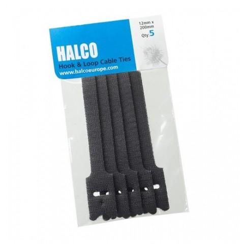 Αυτοκόλλητα τύπου Velcro διαφόρων σχημάτων σε συσκευασίες λιανικής
