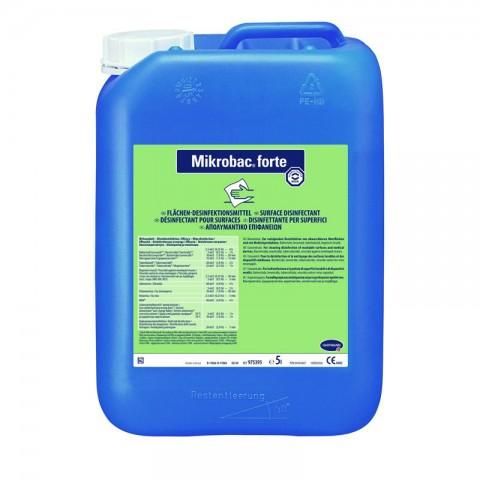 Απολυμαντικό επιφανειών Mikrobac forte 5L