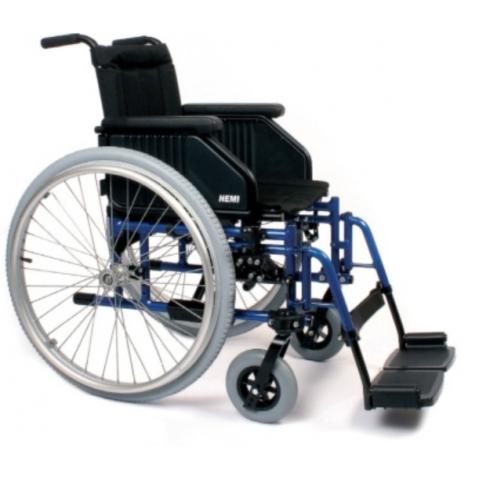 Αναπηρικό αμαξίδιο με ή χωρίς ανυψούμενα υποπόδια
