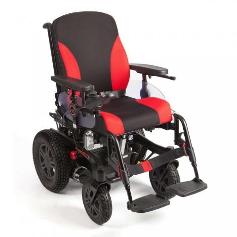 Ηλεκτρικό Αναπηρικό Καροτσάκι iChair MC2 RS της Meyra