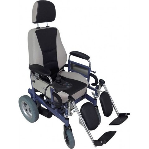 Ηλεκτροκίνητο αναπηρικό αμαξίδιο Reclining Comfort (ΜΕΤΑΧΕΙΡΙΣΜΕΝΟ)
