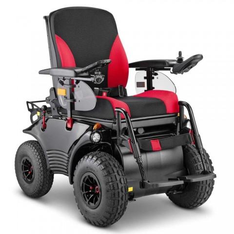 Ηλεκτροκίνητο αμαξίδιο ενισχυμένο OPTIMUS 2 RS EDITION
