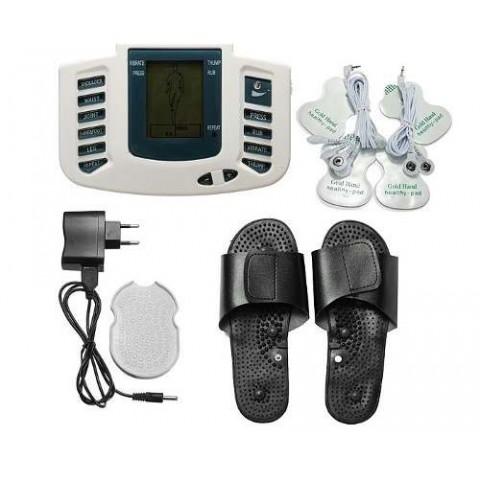 Συσκευή μασάζ - ηλεκτροθεραπείας με παντόφλες
