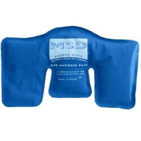 Επίθεμα ζεστό/κρύο MSD Standard 3 τμημάτων αυχένα -ωμοπλάτη
