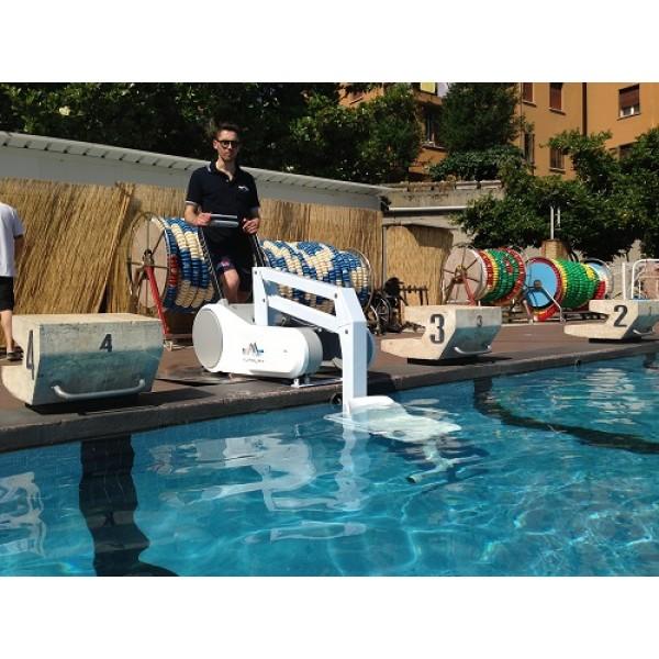 I-Swim Γερανός Πισίνας Μεταφερόμενος