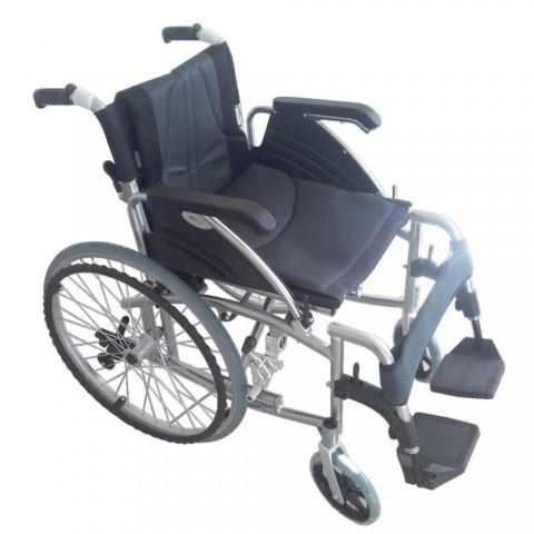 Αναπηρικό αμαξίδιο αλουμινίου III Executive