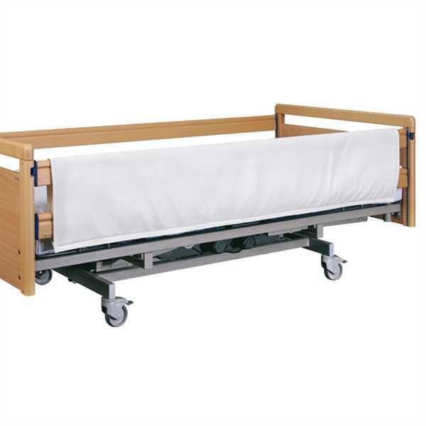 Προστατευτικό κάλυμμα πλαινών κρεβατιού 190cm ενιαίο