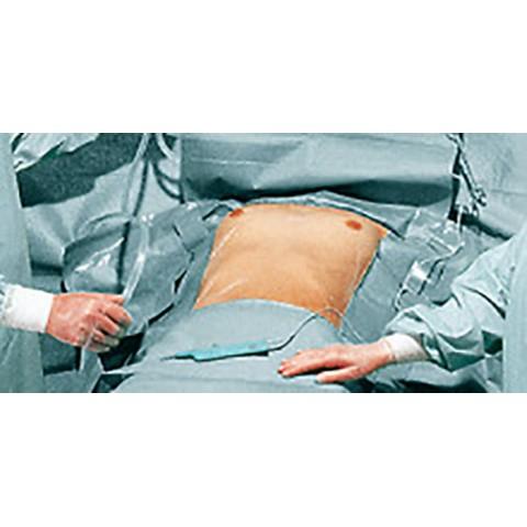Χειρουργικά πεδία comfort με σχισμή και κάλυμμα περιναεϊκής χώρας 200x260cm  10τεμ
