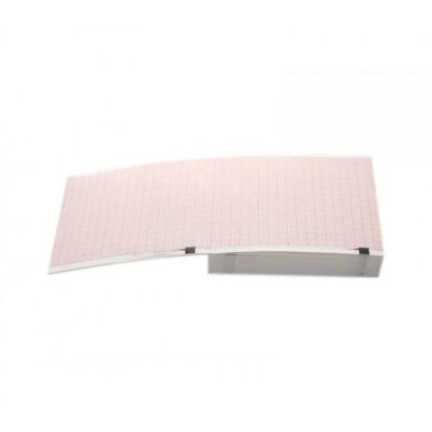 Καρδιολογικό χαρτί  Corometrics 4305 CTG BAO  (152mm x 90mm x 160sh) 5τμχ