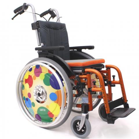 Παιδικό αναπηρικό αμαξίδιο ελαφρού τύπου KID