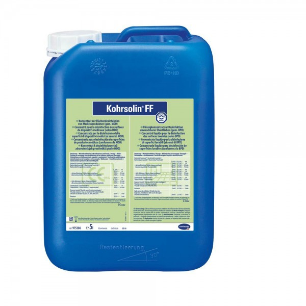 Απολυμαντικό επιφανειών Kohrsolin FF 5L