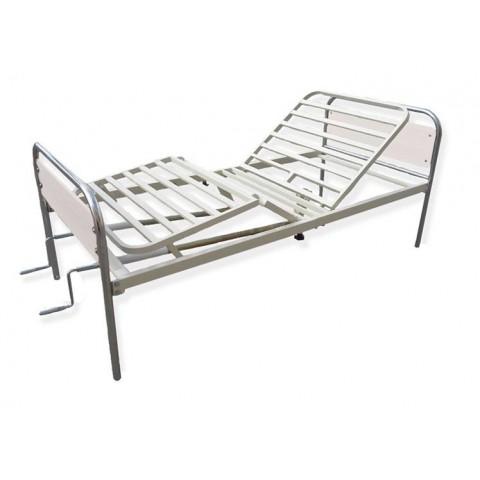 Κρεβάτι μεταλλικό Πολύσπαστο Μπεζ