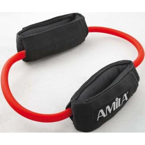 Amila Λάστιχο Γυμναστικής Αστραγάλων Ankle Tube