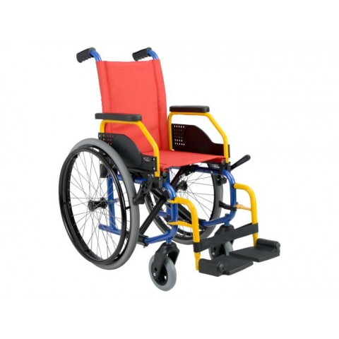 Παιδικό Χειροκίνητο πτυσσόμενο αμαξίδιο Liliput