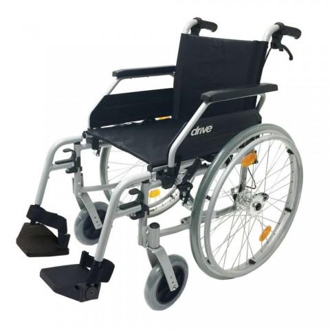 Ελαφρύ αναπηρικό αμαξίδιο Litec 2G