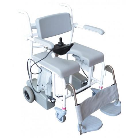 Αμαξίδιο μπάνιου M2 200 kg με μοτέρ