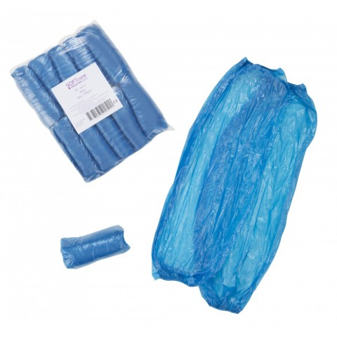 Μανίκια πλαστικά προστασίας (100 τεμάχια)