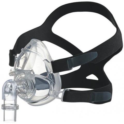 Στοματορινική μάσκα CPAP σιλικόνης