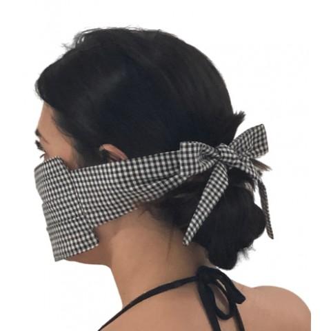 Μάσκα Προστασίας με δέσιμο στο πίσω μέρος της κεφαλής