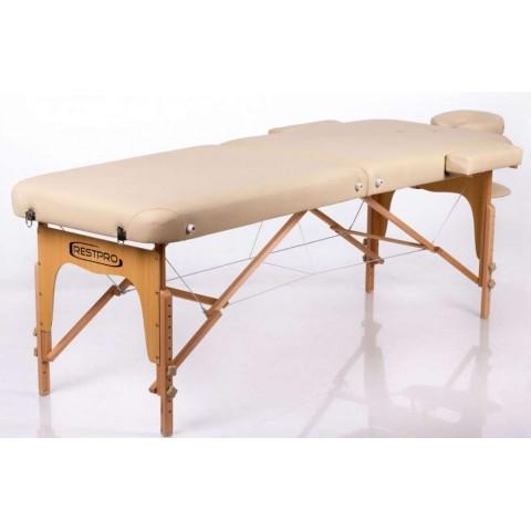 Rest Pro Memory 2 Κρεβάτι Φυσικοθεραπείας-Μασάζ Βαλίτσα