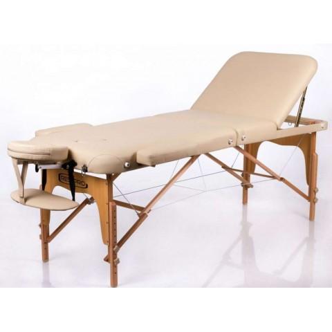 Rest Pro Memory 3 Κρεβάτι Φυσικοθεραπείας-Μασάζ Βαλίτσα