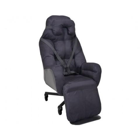 Πολυθρόνα εσωτερικού χώρου με χειροκίνητη οπίσθια ανάκλιση