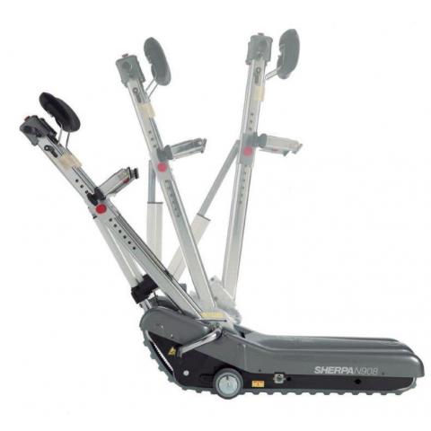 Σύστημα Ανάβασης Σκάλας SHERPA N908 με ηλεκτρική ανάκλιση