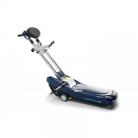 Σύστημα ανάβασης σκάλας για αμαξίδια έως 130 kg