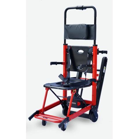 Ηλεκτρική καρέκλα μετακίνησης και ανάβασης - κατάβασης σκαλοπατιών με 3 ταχύτητες