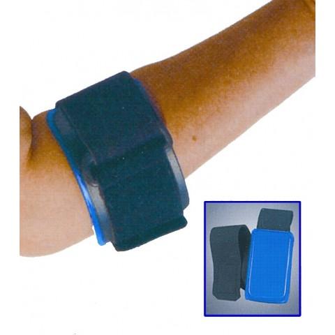 """Περιαγκώνιο ελαστικό με gel """"Tennis elbow gel"""""""