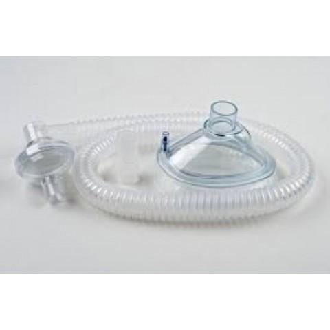 Κύκλωμα ασθενούς για συσκευή πρόκλησης βήχα