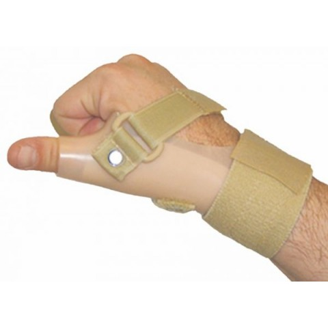 Πλαστικός νάρθηκας καρπού - αντίχειρος extended thumb