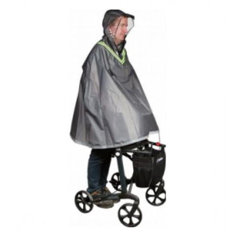 Αδιάβροχο για χρήστες rollator