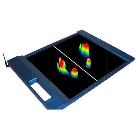 Πελματογράφος Postural Multi sensor 2048 αισθητήρων
