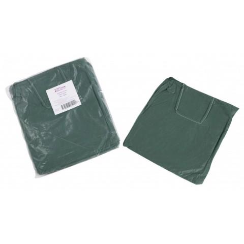 Εξεταστική μπλούζα πλενόμενη - κλιβανιζόμενη Non woven (10 τεμάχια)