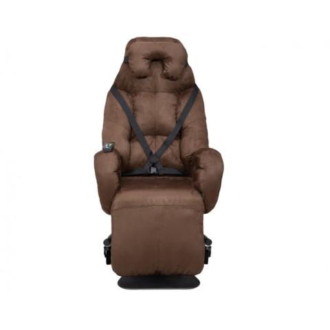 Πολυθρόνα μασάζ με ηλεκτρική και εμπρόσθια ανάκληση PREMIUM