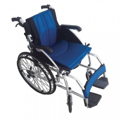 Αναπηρικό αμαξίδιο αλουμινίου Premium FIx