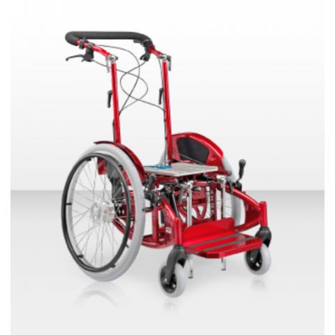 Τροχήλατη βάση καθίσματος για εσωτερική και εξωτερική χρήση Racer