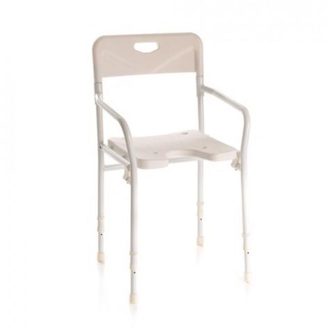 Αναδιπλούμενη Καρέκλα Μπάνιου