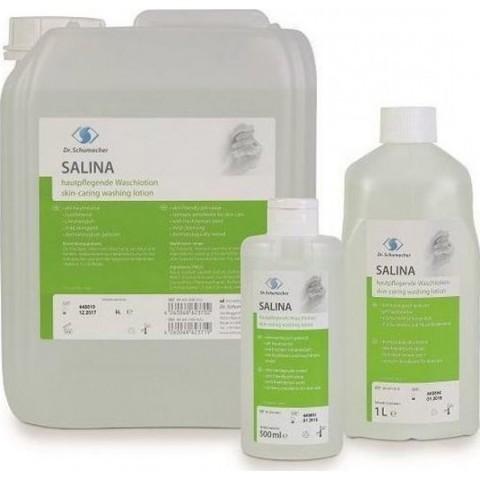 SALINA Σαπούνι με άρωμα λεμόνι για κανονικό δέρμα (1L/5L)