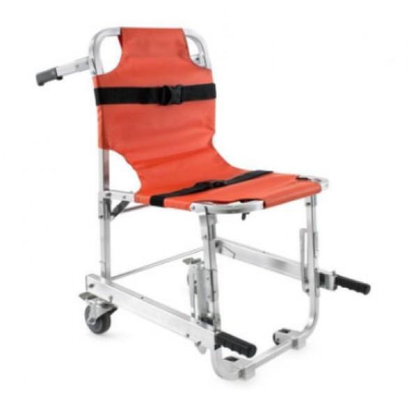 Καρέκλα πρώτων βοηθειών πτυσσόμενη με τροχούς