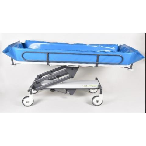 Κρεβάτι για ντους ρυθμιζόμενο καθ' ύψος