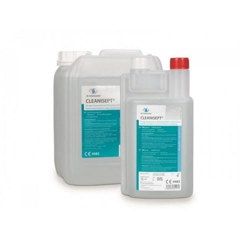 Συμπυκνωμένο απολυμαντικό επιφανειών Cleanisept (1Litr/5Litr)  (ΠΡΟΣΩΡΙΝΑ ΜΗ ΔΙΑΘΘΕΣΙΜΟ)
