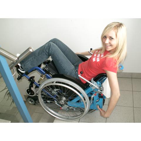 Συσκευή ανάβασης σκάλας για ενεργούς χρήστες αμαξιδίων Stairmax